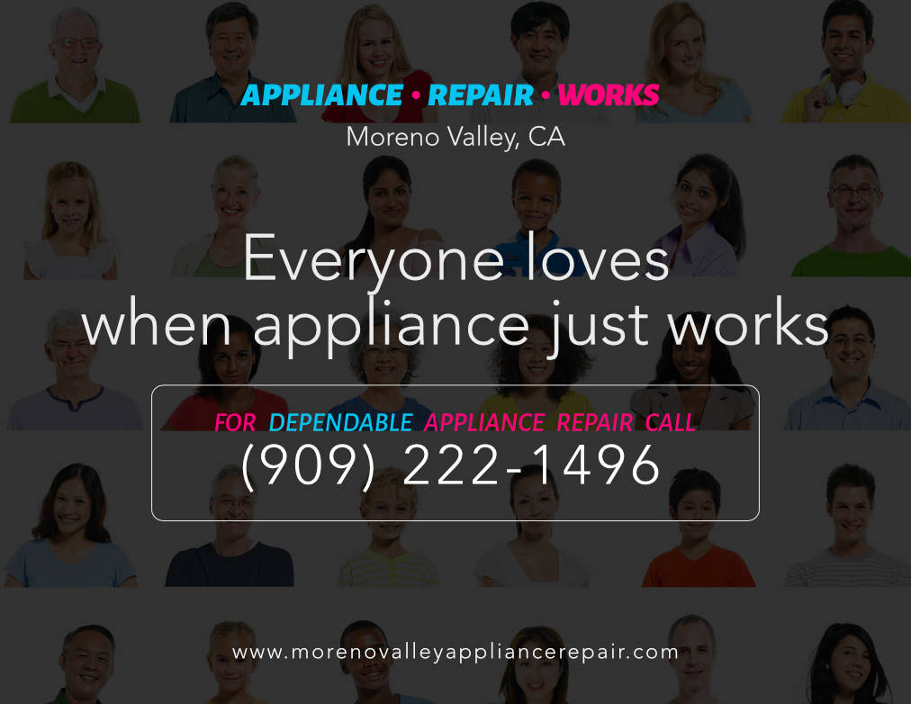 Refrigerator Repair In Moreno Valley Ca 909 222 1496